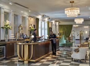 Cavalier Hotel, Raleigh Bar