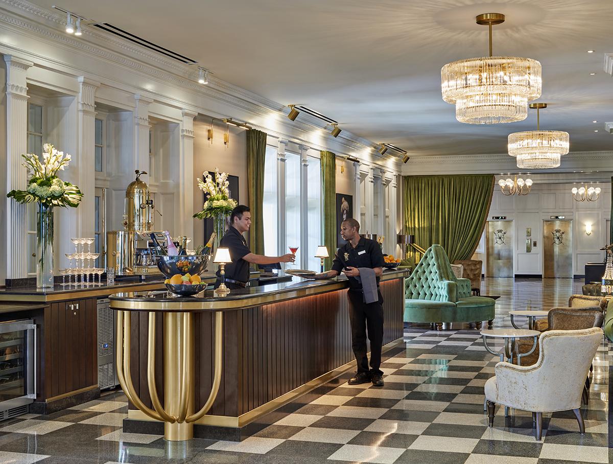 Cavalier Hotel Rehabilitation