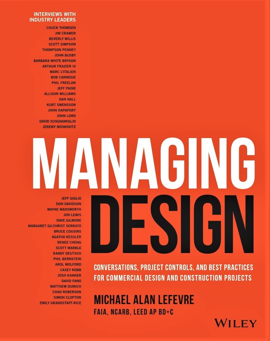 Book Review: Managing Design