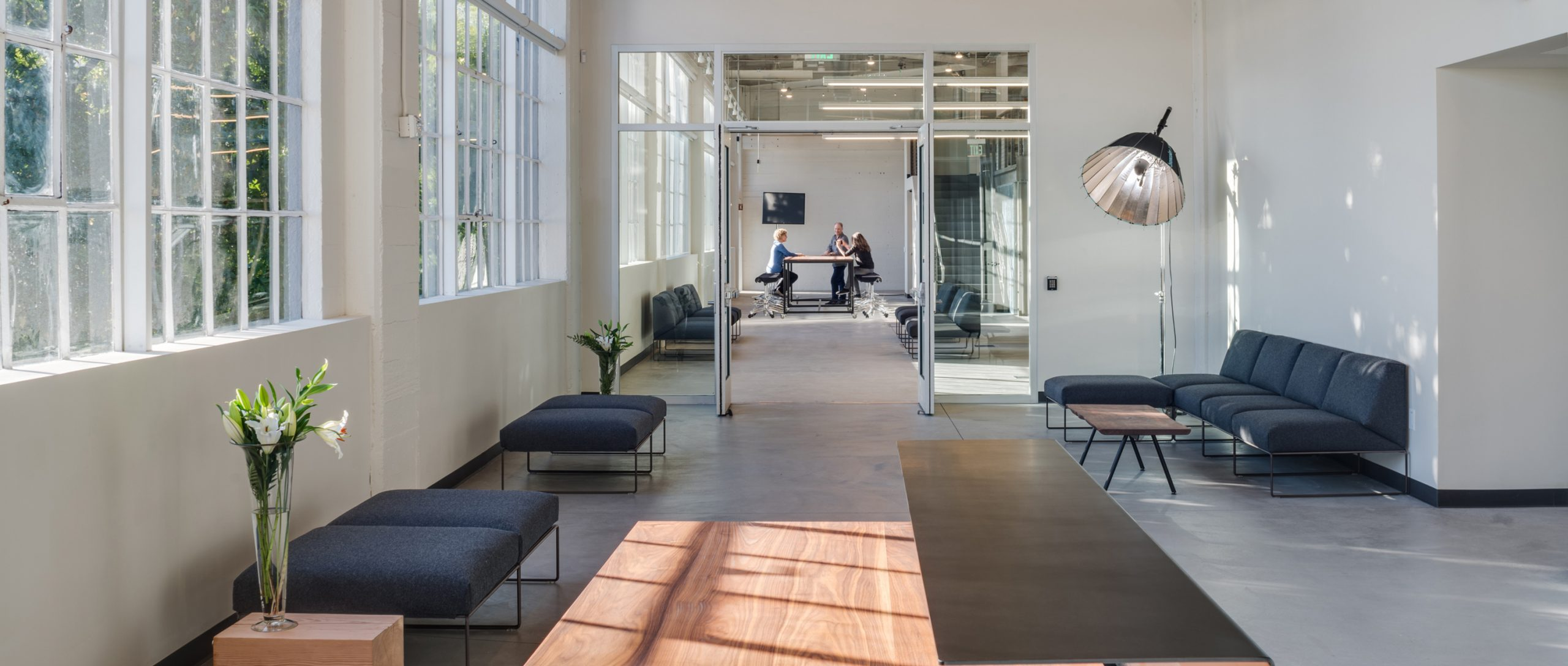 San Francisco Tech Company Interiors Shine