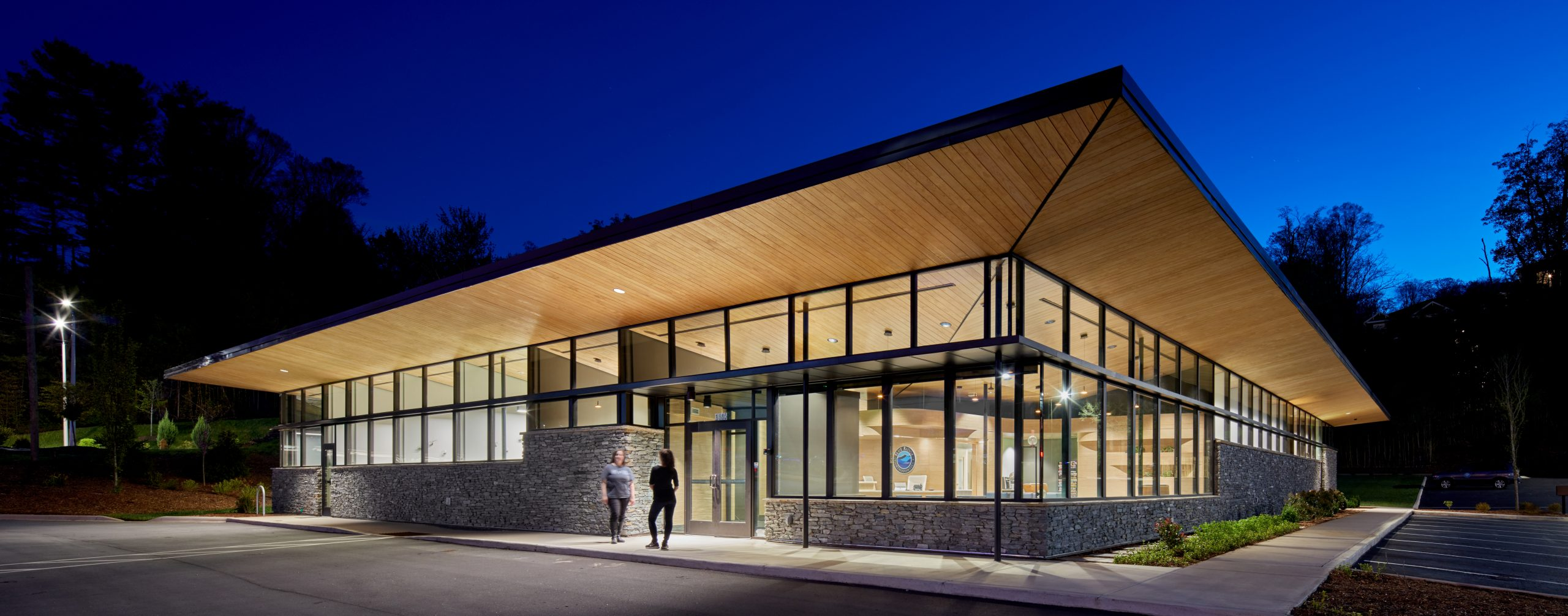 Blue Ridge Orthodontics Exterior