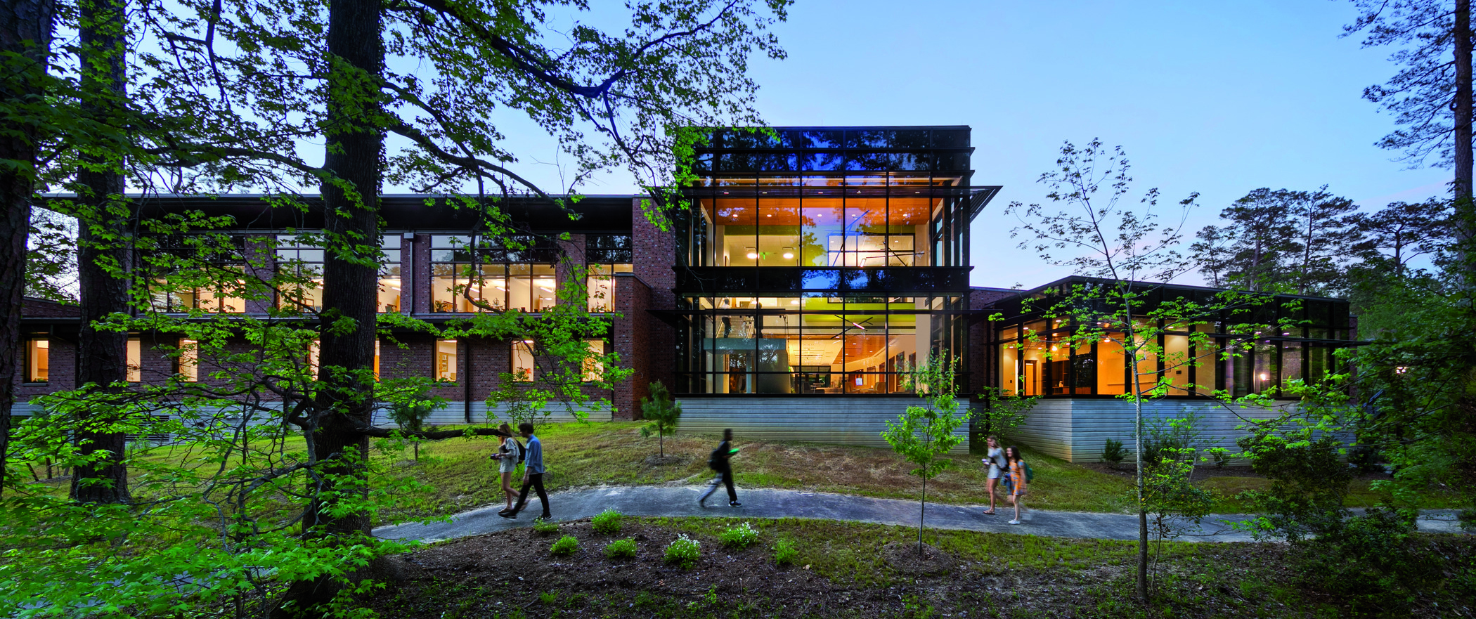 McLeod Tyler Wellness Center at William & Mary