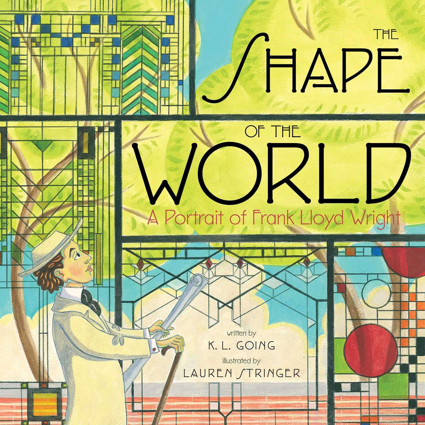 Shape of our World book cover