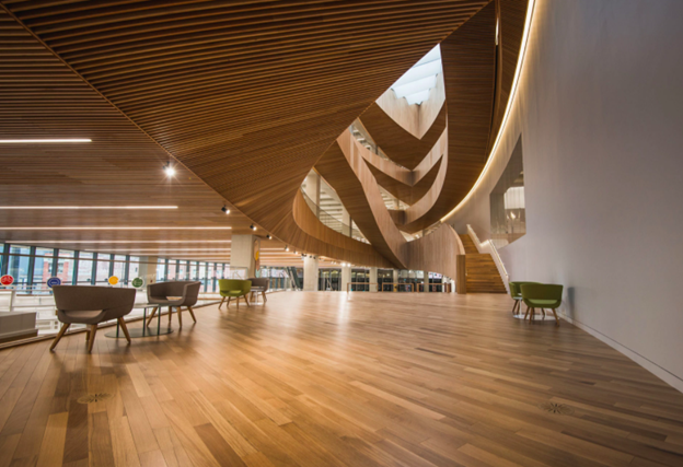 Building Today's Education Spaces for Lasting Design Success