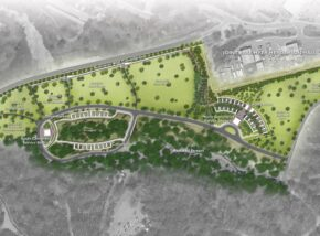 Arlington Site Plan