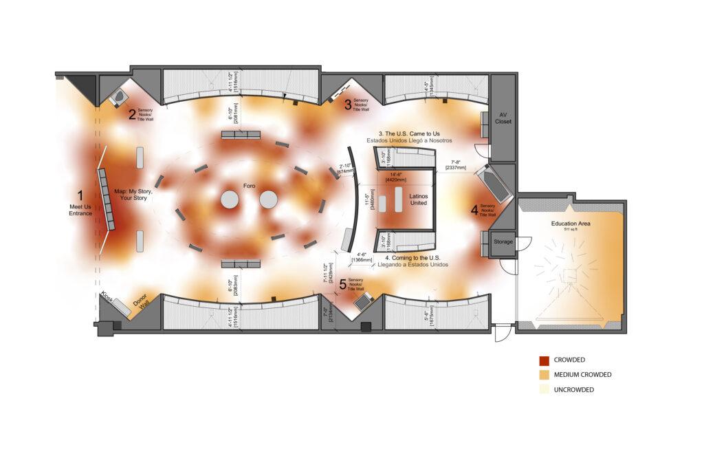 Social Sensory Map Image