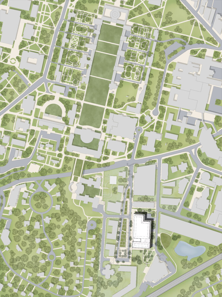 UVA SHW Site Plan 2