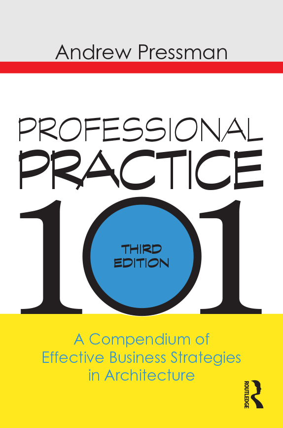 Professional Practice 101