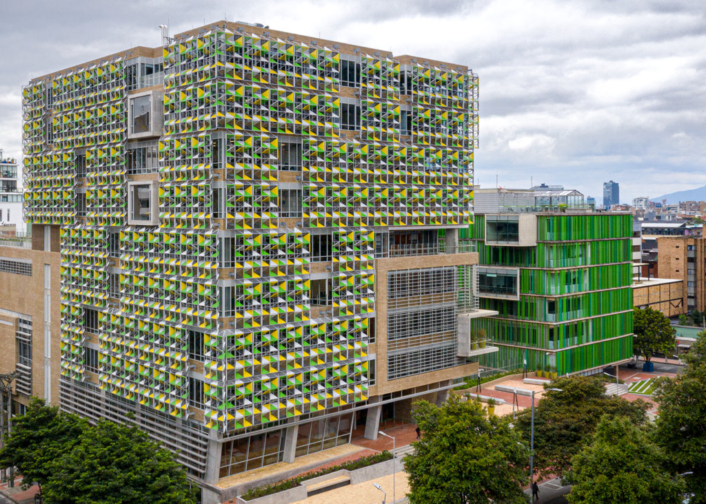 exterior of EAN Project Legacy building